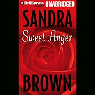 Sweet Anger audiobook cover art