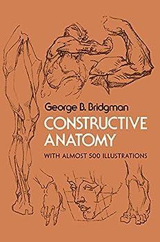 Constructive Anatomy  Dover Anatomy for Artists