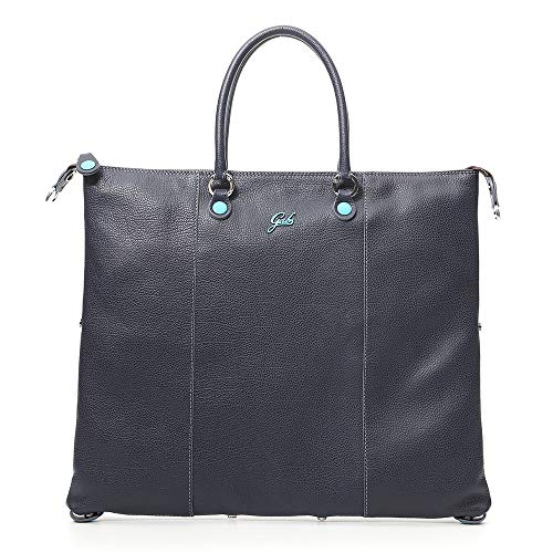 Gabs Damen Handtasche Rucksack Transformable G3 Plus L Ruga navy