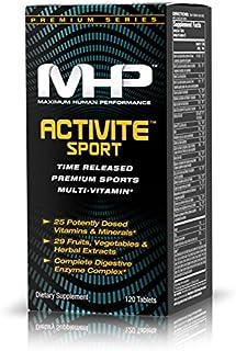 MHP Active Sport Multi-Vitamin, 120 Count