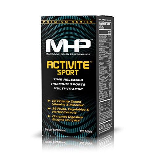 MHP, Activite Sport 120 Tablets