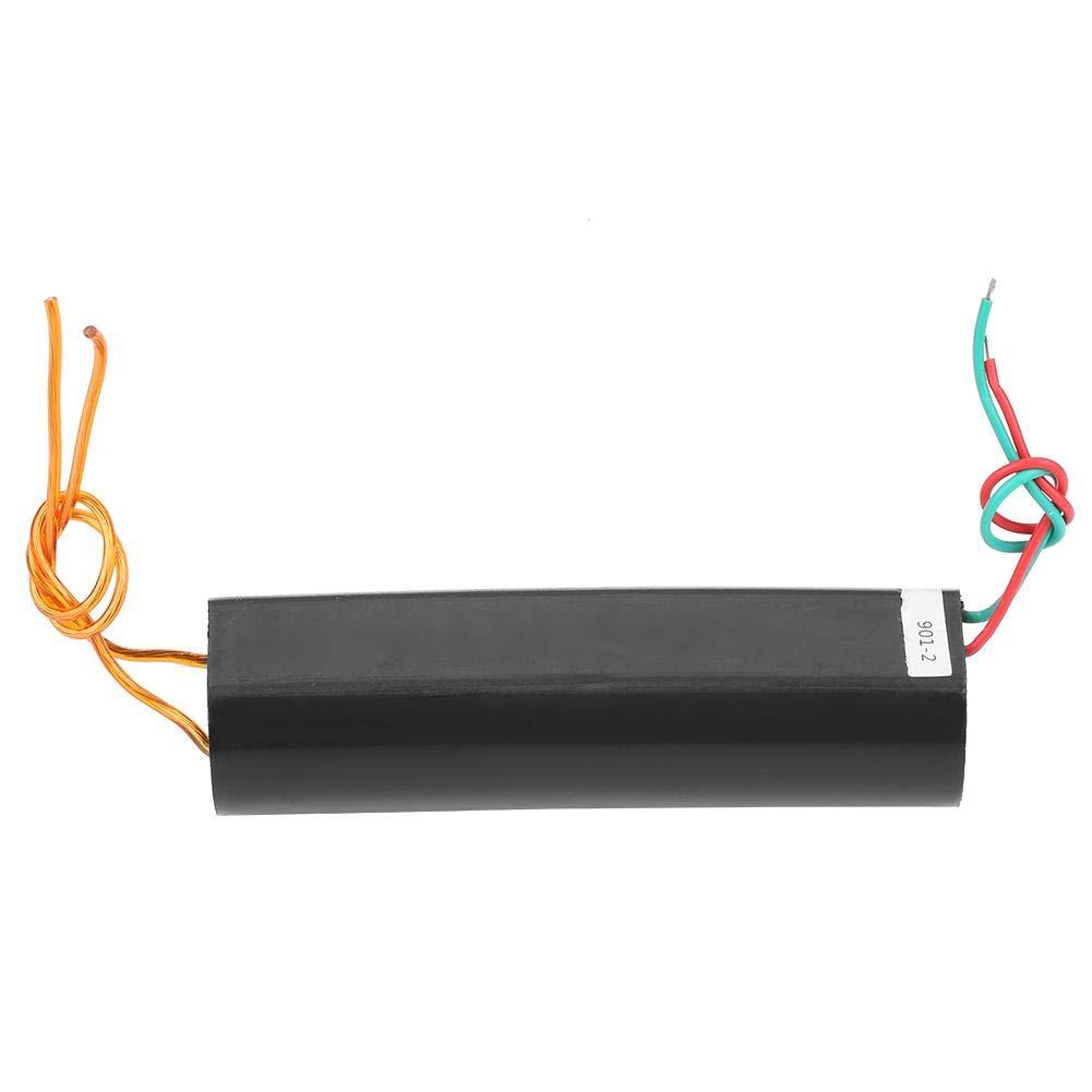 DC6-12V Inversor del generador de pulso de alto voltaje Módulo de bobina de encendido de pulso Super Arc para instrumento electrónico Generador de iones negativos(901-2)