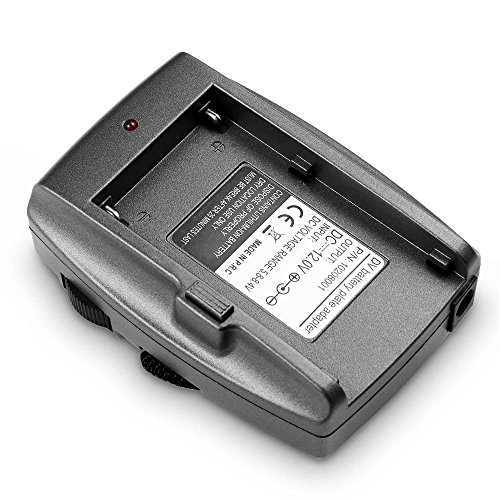 SMALLRIG BMPCC/BMCC/BMPC用DVバッテリープレート12Vアダプター