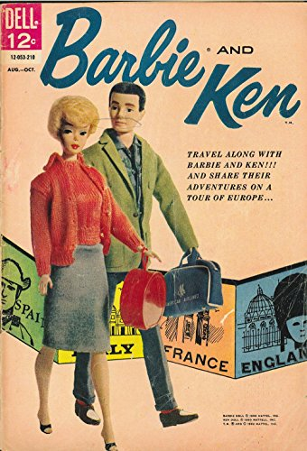 Barbie and Ken #2 (English Edition)