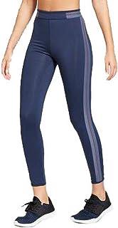 77d8aae83746a JoyLab Women's Side Striped 7/8 Mid-Rise Leggings Navy