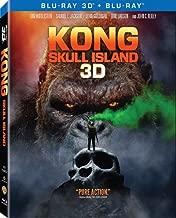 Kong: Skull Island 2D + 3D (Region A Blu-ray) (Hong Kong Version / Mandarin Dubbed. Chinese subtitled) 金剛: 骷髏島