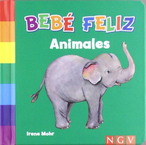 Animales. Bebé Feliz
