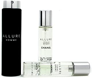 Chanel - Allure men 3x20ml sport