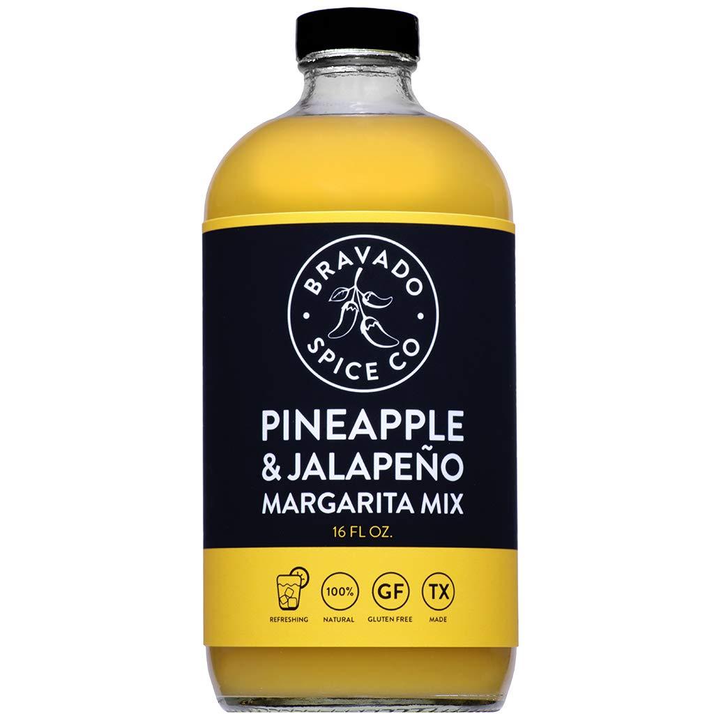 Pineapple Jalapeno Margarita Mix By Spice Free Gluten Cheap Very popular mail order shopping Bravado