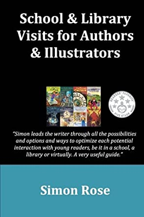 School and Library Visits for Authors and Illustrators