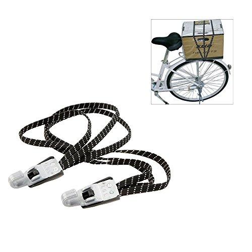Corde de fixation de Bagage à vélo Bande en Caoutchouc Accessoires fixés par sangle cordon élastique