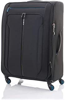 سامسونايت حقيبة نايلون للرجال-اسود - حقائب يد كبيرة بحمالة