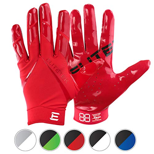YOUTH RECEIVER GLOVES FOOTBALL GLOVES SPORT GLOVES DURABLE