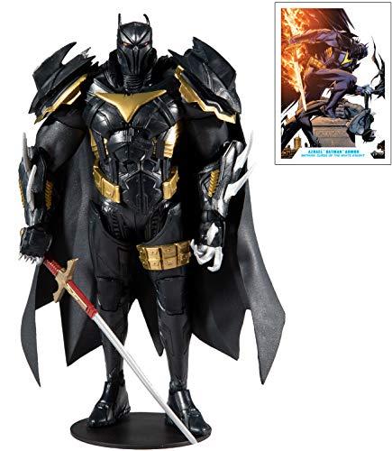 McFarlane Toys DC Multiverse Azrael in Batman Armor: Batman: Curse of The White Knight 7' Action Figure
