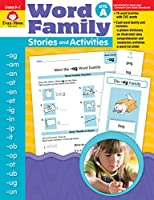 Word Family Stories & Activities, Level A (Word Family Stories and Activities)