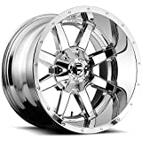Fuel Maverick 24x14 Chrome Wheel / Rim 8x6.5...