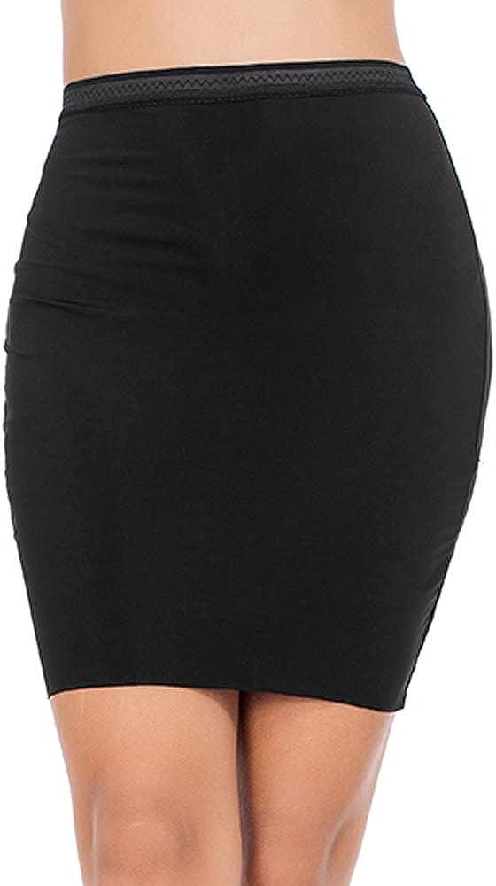 MANCYFIT Half Slips for Women Sexy Mini Sm Skirt New Shipping Free Shipping Bodycon Ranking TOP19 Stretch