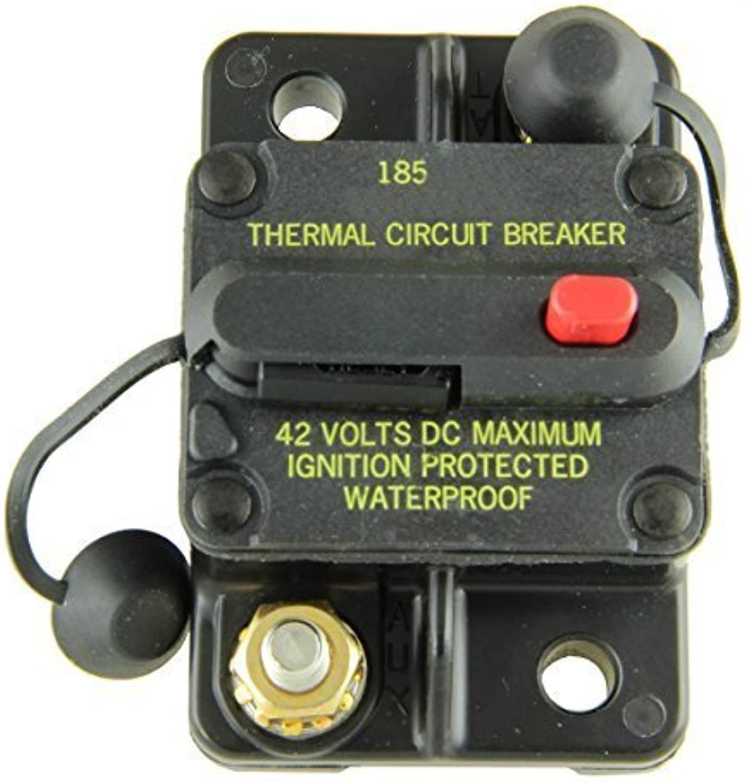 Bussmann CB18540 SurfaceMount Circuit Breakers, 40 Amps, Model , Outdoor&Repair Store