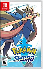 Catch, battle, and trade Pokémon on an all-new adventure in the Galar region Choose from three new partner Pokémon and encounter never-before-seen Pokémon Unravel the mystery behind the Legendary Pokémon Zacian and Zamazenta! Team up with other Train...