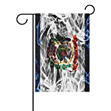 "RsebidR West Virginia Flag Home Decorative Outdoor Two-Sided Garden Flag 12""x18"" House Yard Seasonal Flags"