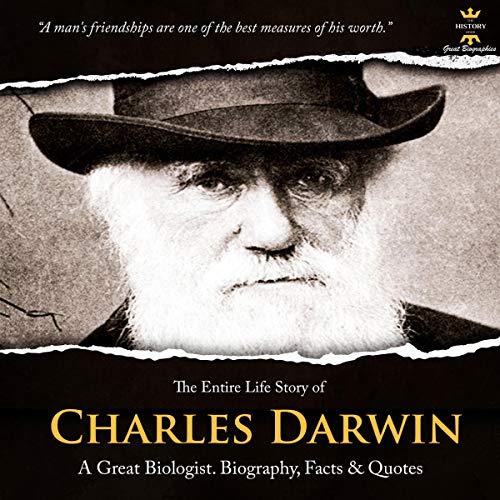 Charles Darwin cover art