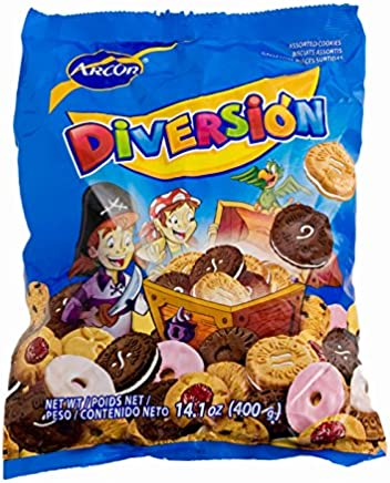 Diversion Surtidas Arcor x 400 Gr