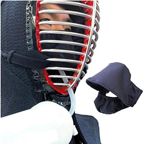 剣道 マスク ついに登場! 息がらくらく面マスク 抗菌 防臭 速乾 (S)