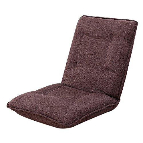 L-R-S-F Canapé paresseux, coussin, chaise pliante, chaise-lit, chaise informatique (Couleur : # 2)