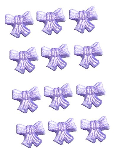 Edible Shimmer Purple Lavender Ribbons