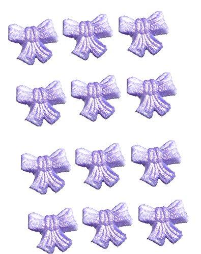 Edible Shimmer Purple Lavender Ribbons