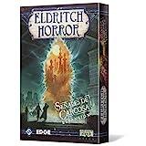 Edge Entertainment - Señales de Carcosa: Eldritch Horror, Juego de Mesa (EDGEH06)