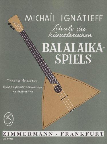 Schule für Balalaika: Balalaika. Lehrbuch.