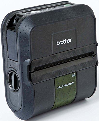 Brother Rj4040Z1 Rj-4040 Degelijke Draagbare Mobiele Printer Met Wi-Fi
