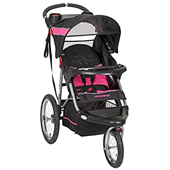Baby Trend Expedition Jogger Stroller Bubble Gum