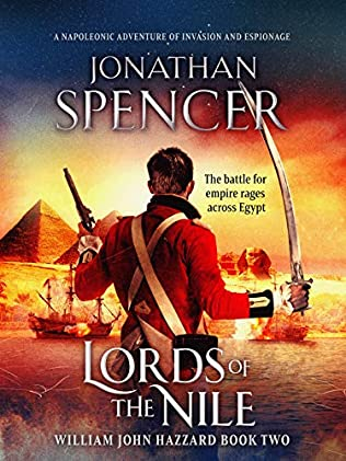 book cover of Lords of the Nile