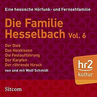 Die Familie Hesselbach, Vol. 6 Titelbild
