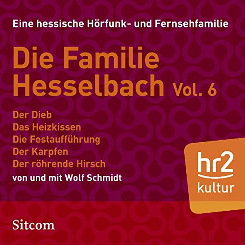 Die Familie Hesselbach, Vol. 6 cover art