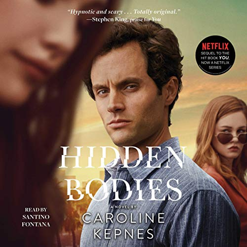 Hidden Bodies Audiobook By Caroline Kepnes cover art