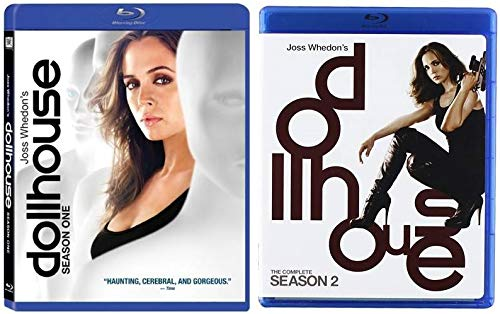 Dollhouse: Seasons 1 & 2 Blu-ray