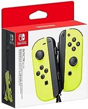 Joy-Con Pair Nintendo Switch Controller, Black/Yellow