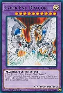 Cyber End Dragon - LEDD-ENB25 - Common - 1st Edition - Legendary Dragon Decks (1st Edition)
