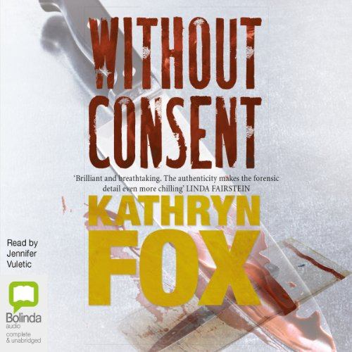 Without Consent audiobook cover art