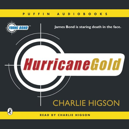 Hurricane Gold audiobook cover art