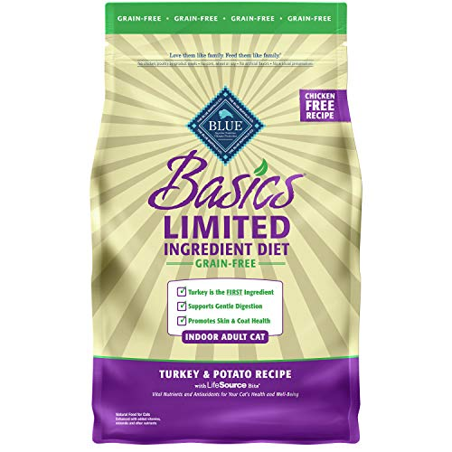 Blue Buffalo Basics Limited Ingredient Diet Dry Cat Food | Chewy