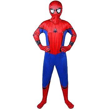 Niño Spiderman Traje, Homecoming Disfraz Halloween Carnaval ...