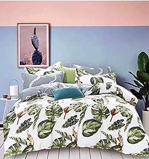 kingsize bedsheet 6pcs one set high cotton quality bedding set duvet