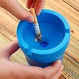 Cinzeiro Criativo Cinzeiros Cinzeiro Do Carro ABS Para Casa Sala de estar Banheiro Mesa de Escritório de Armazenamento De Cinzas Cinzas Caixa Bandeja Organizador