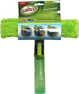 Sabco 3-in-1 Spray Window Squeegee