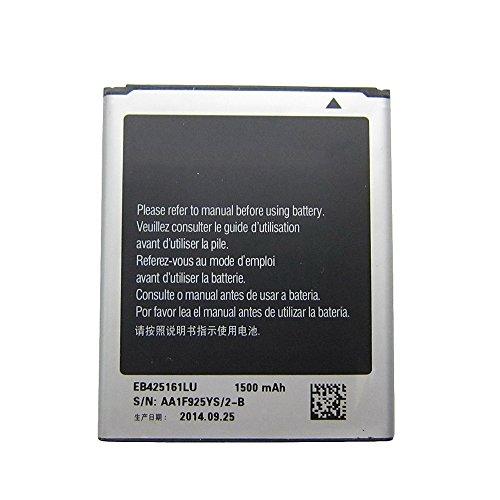 New 1500mAh Li-ion Battery for Samsung Galaxy Exhibit SGH-T599N T599N t599(T-Mobile / MetroPCS) / Samsung Galaxy ACE II GT-I860, Ace 2 i860 - EB425161LU Battery Bateria