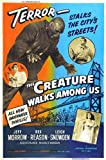 Creature Walks Among Us Poster 02 Photo A4 10x8 Poster Print